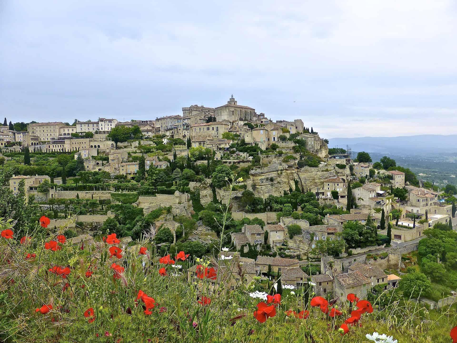 הכפר הציורי Gordes